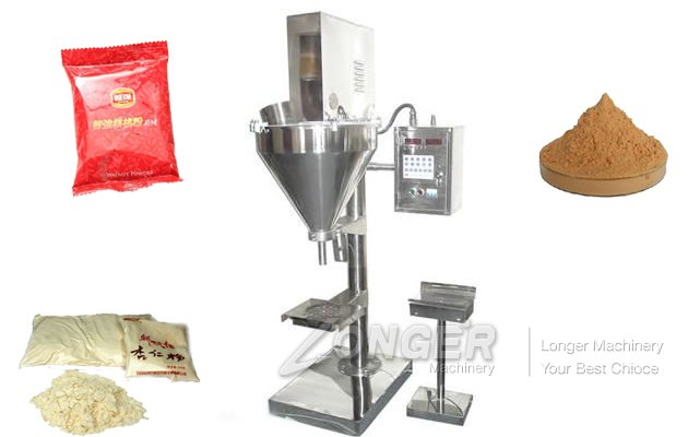 LG-1 Semi-automatic Quantitative Powder Packing Machine