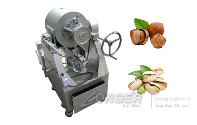 Pistachio Nuts Cracking Machine|Pistachio Nut Opener Machine