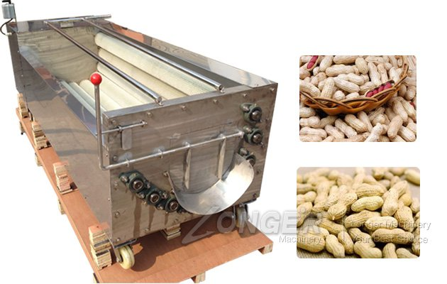 Bulky Brush Peanut and Vegetable Washing Machine