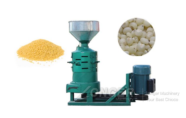 Millet Peeler Machine