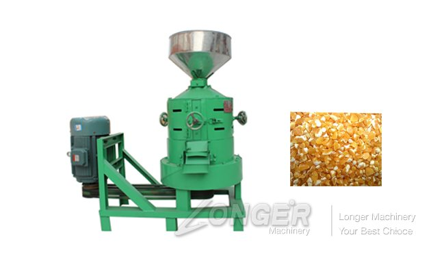Simple Structure Corn Peeler Machine