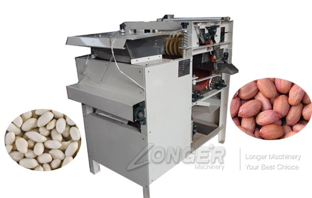 Wet Type Almond Skin Removing Machine With Factory Price