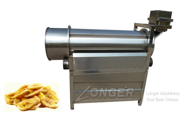 Single-Drum Flavoring Machine