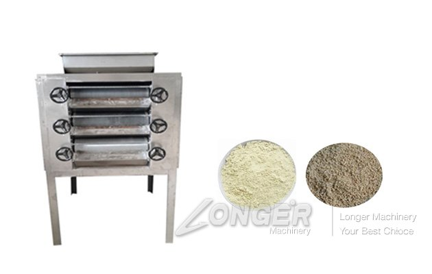 Stainless Steel Peanut Almond Powder Milling Machine