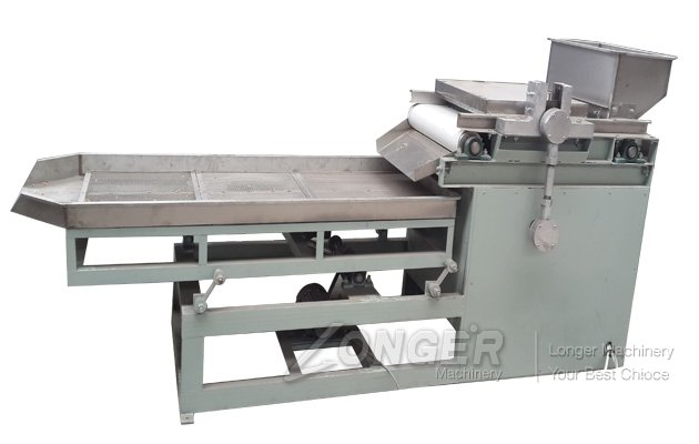 Peanut Chopping Machine|Peanut Particle Cutting Machine