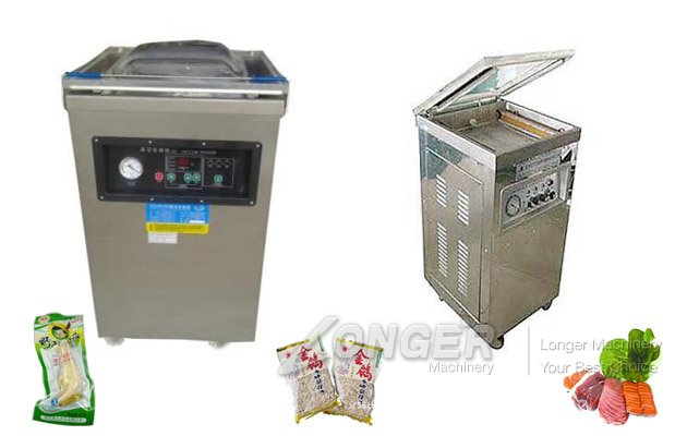 China Made Single Room Vacuum Packing Machine