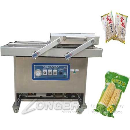 Automatic Double Chamber Vacuum Packing Machine Price