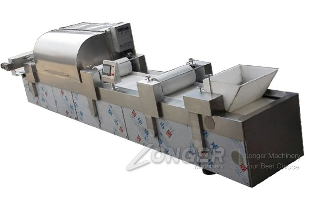 Industrial Automatic Peanut Brittle Production Line