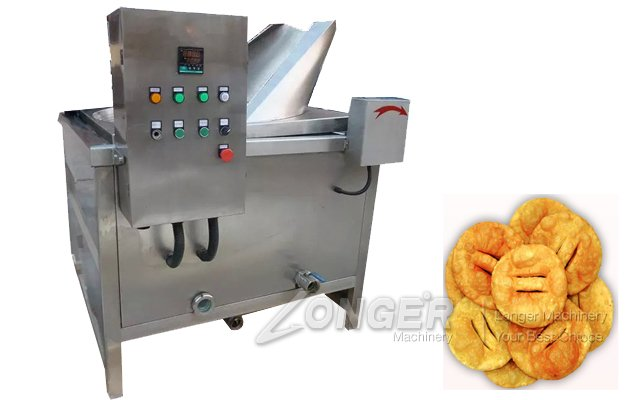 Automatic Oil-Water Type Fryer Machine | Churros Frying Machine