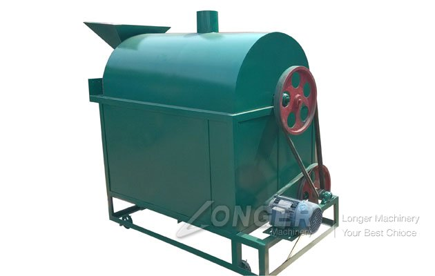 Small Capacity Hot Sale Peanut Roaster Machine|Peanut Roasting Machine
