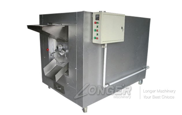 Melon Seeds Drum Roaster Machine