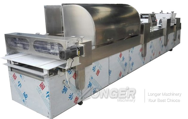Approved Commercial Automatic Peanut Brittle Making Machine