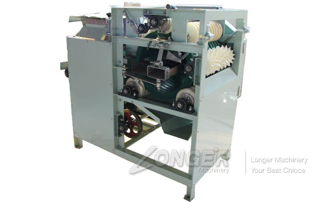 High Peeling Rate Machine Almond Peeling Machine