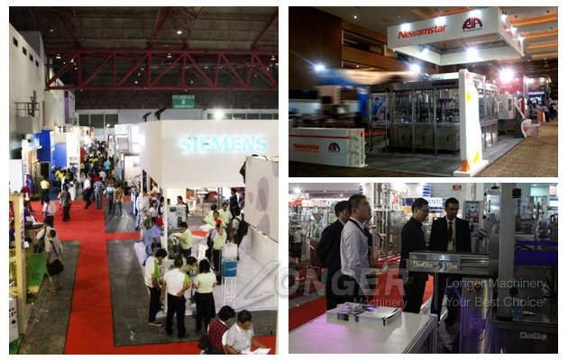 2016 Indonesia International Packaging Machinery Exhibition
