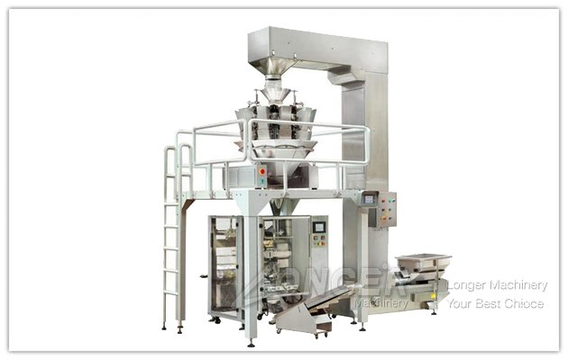 French Fries Packaging Machine|Automatic Weighing and Packing Machine