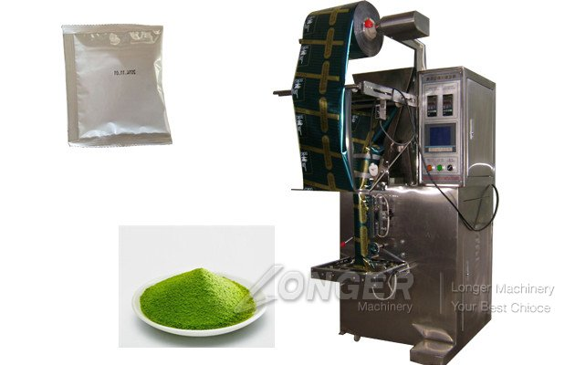 Commercial Matcha Powder Packing Machine