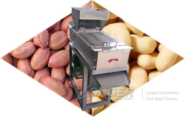 Commerical Dried Peanut Peeler Machine In Pakistan