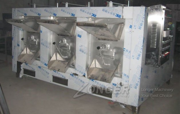 Commercial Nuts Drying Machine|Peanut Roaster Equipment