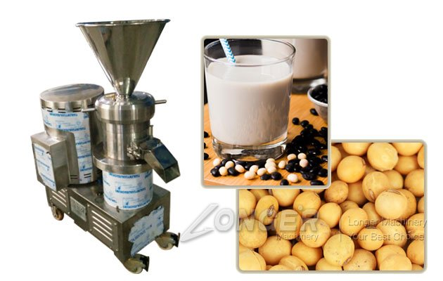 Factory Direct Sale Soybean Milk Grinding Machine|Commercial Soy Milk Making Machine