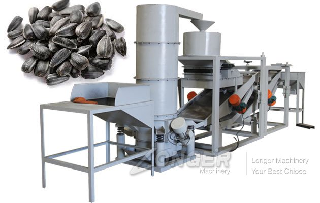 Industrial Sunflower Seed Sheller Dehulling Machine Manufacturers