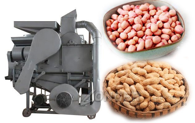 Peanut Sheller Machine Noted Items