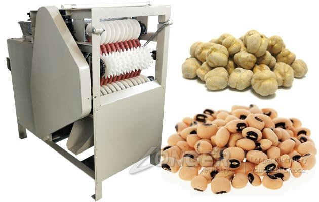 Black Eyed Peas|Chickpeas Peeling and Blanching Machine