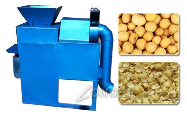 Soybean Peeling Machine Manufacturer