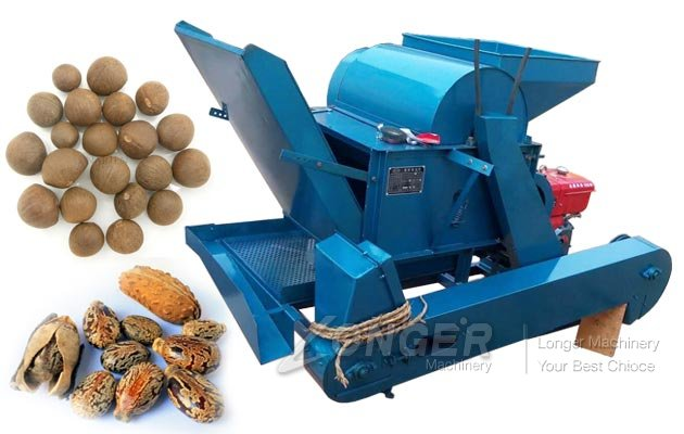 Castor Bean Shell Peeler|Tea Seed Shelling Machine Manufacturer