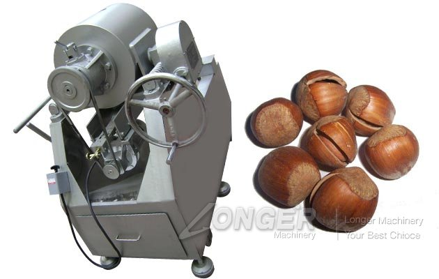Hazelnut Opening Machine|Filbert Nut Opener Equipment