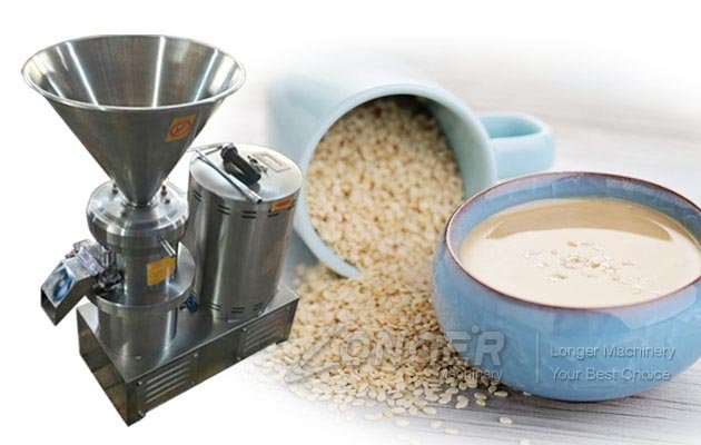 Sesame Butter Grinding Machine for Sale|Sesame Paste Production Machine