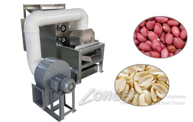 Peanut Kernel Half Separating Machine|Groundnut Splitter for Sale