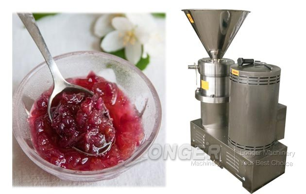 Electric Rosehip Jam Making Machine for Apple Manufacturers