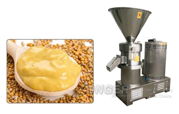 Mustard Seed Grinding Machine|Nuts Paste Sauce Grinder Manufacturer