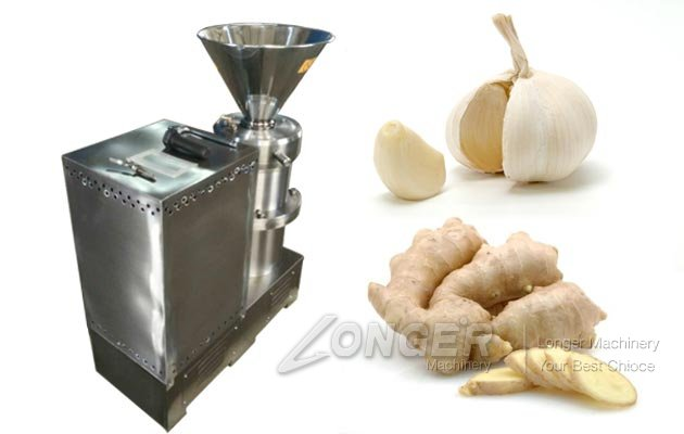 Automatic Ginger Garlic Paste Making Machine Price