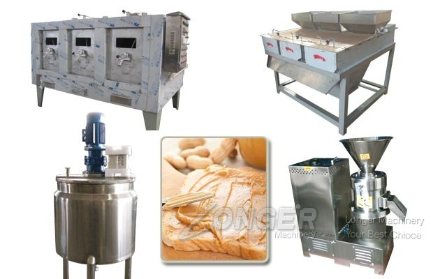 Peanut Butter Production Line Export