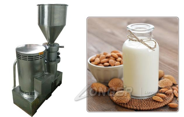 Commercial Almond and Rice Milk Grinder|Nut Milk Making Machine