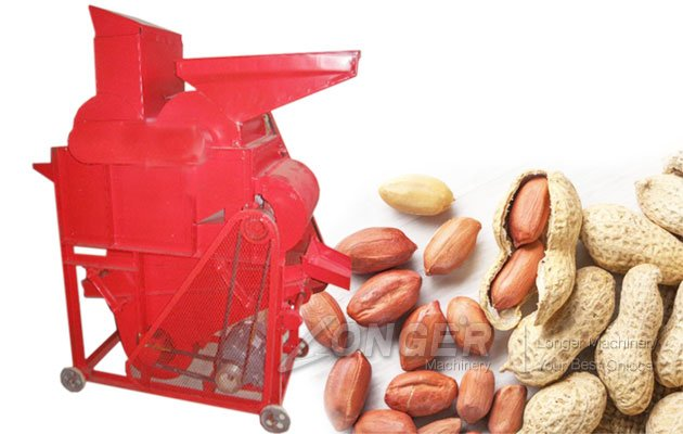 Good Performance Automatic Peanut Sheller Machine
