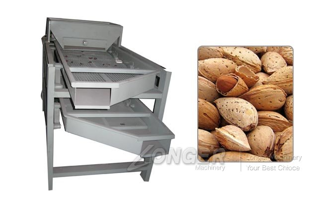 Commercial Almond Kernel Grading Machine |Almond Sorting Equipment
