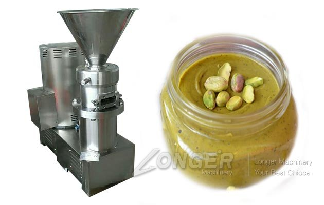 Pistachio Grinder|Paste Making Machine