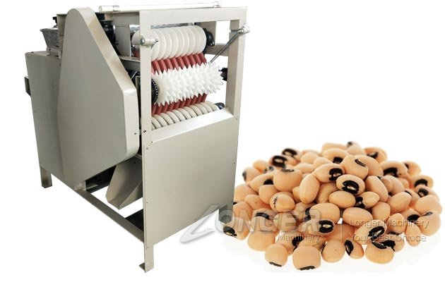 Blacked Eyed Peas Peeling Machine