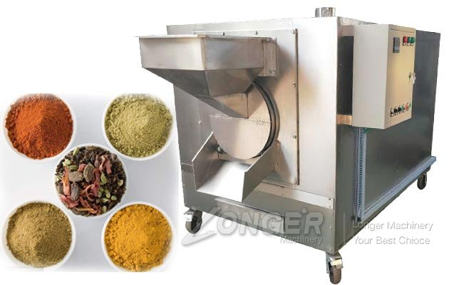 Spices Roaster Machine