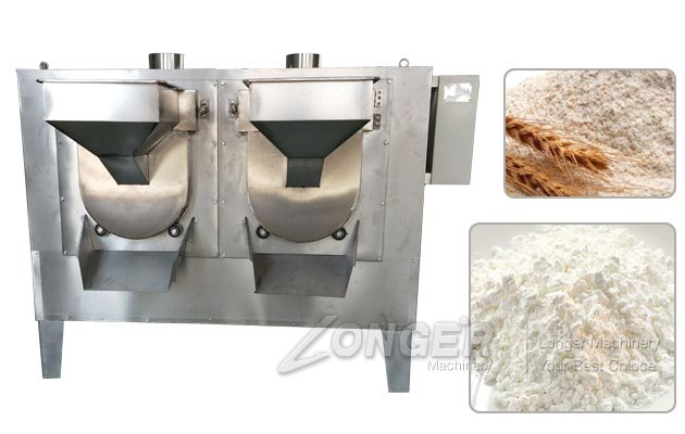 Rice Wheat Flour Roasting Machine