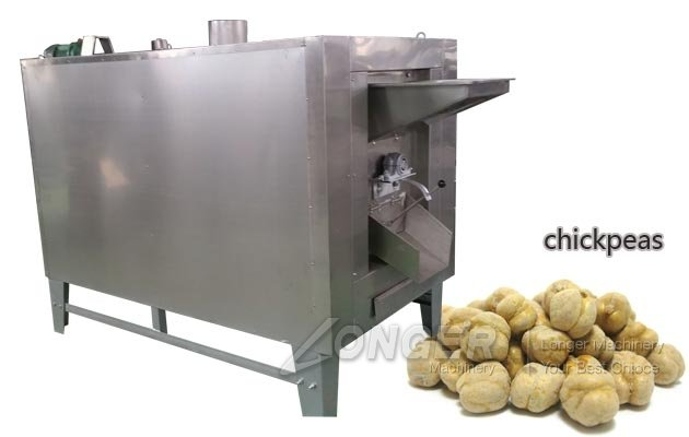 Chickpeas|Chana Roasting Machine