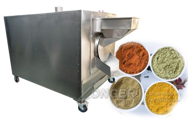 Spices Roaster Machine India
