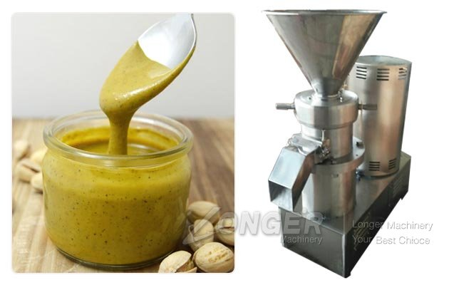 Pistachio Butter Making Machine