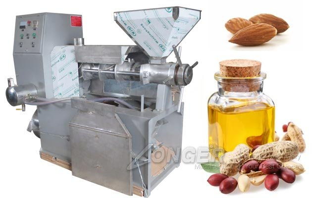 Peanut Oil Press|Almond Oil Extraction Machine Price