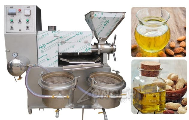 Hemp Oil Extraction Machine|Flax Seed Oil Press