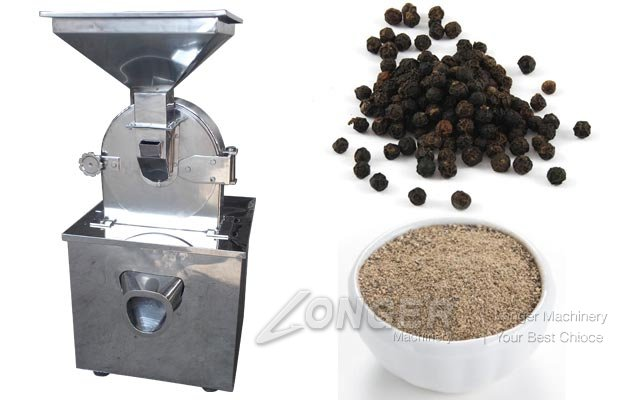 Black Pepper Grinder|Powder Making Machine