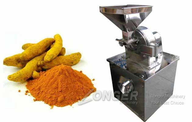 50-500 kg/h Turmeric Powder Grinding Machine Price in India