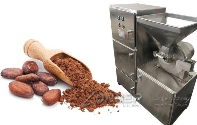 Cocoa Powder Making Machine Manufacturers